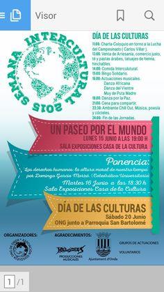 Avance de la agenda en Fanzara, Mancomunidad Espadán-Mijares, Argelita, Suera, Torrechiva y Onda del 15 al 21 de junio http://www.eltriangulo.es/contenidos/?pagename=agenda-semanal