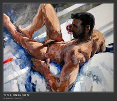 Gay Illustrations and Male Artwork