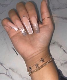 In look for some nail designs and ideas for your nails? Listed here is our list of must-try coffin acrylic nails for cool women. Drip Nails, Aycrlic Nails, Bling Nails, Swag Nails, Cute Nails, Hair And Nails, Nails Inc, Summer Acrylic Nails, Best Acrylic Nails