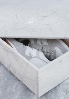 New Balance M575 Marble White #sneakernews #Sneakers #StreetStyle #Kicks