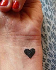 Black heart♥