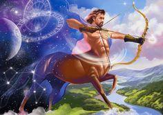 Tatiana Doronina Art, Russia Zodiac Art, Zodiac Signs, Centaur, Mythical Creatures, Picture Photo, Fantasy Art, Disney Characters, Fictional Characters, Digital Art
