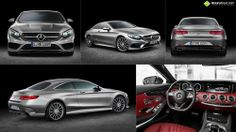 Mercedes Wallpapers, Image has been viewed 2879 times. The name of the file - Mercedes-Benz-S-Class_Coupe. Mercedes Wallpaper, Benz S Class, Benz C, Mercedes Benz, Cool Pictures, Autos, Cutaway