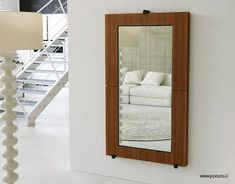 Mueble de madera con doble función
