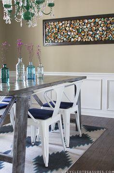 diy-painted-rug-in-dining-room-upcycledtreasures