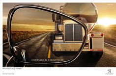 Peugeot RCZ Turbo: Tank truck | Y&R SP