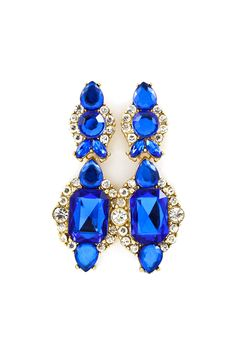 love this blue!!!! Pair with black blazer, white shirt, black skinny slacks and black or blue highheels :] so sleek and glamourous