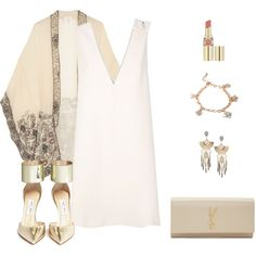 Untitled #626 by patrisha175 on Polyvore featuring Valentino, Anna Sui, Jimmy Choo, Yves Saint Laurent, Topshop and Forever 21