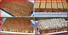 Volt otthon egy kis keksz, főzött egy fenséges csokoládékrémet és káprázatos édesség lett belőle!