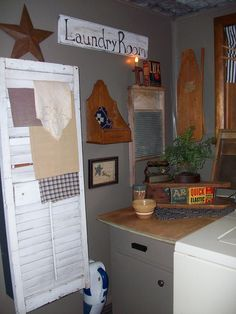 106 Best Laundry Room Old Fashioned Images Laundry Decor