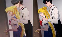 Arte Sailor Moon, Sailor Moom, Sailor Moon Manga, Sailor Neptune, Sailor Uranus, Sailor Scouts, Sailor Moon Quotes, Sailor Moon Screencaps, Sailor Moon Wallpaper