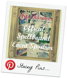 Come check out Stacey's pin of the week, on her blog today!! An exciting new way to connect with Stacey!