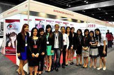 Singapore Career Fair - March 2012