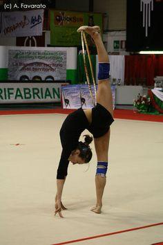 Liubov Charkashyna / BLR / training