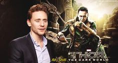 Any time he adorably swears. | 29 Times Tom Hiddleston Was Your Perfect Boyfriend