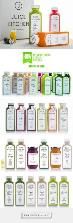 Juice Kitchen by roundabout Istanbul curated by Packaging Diva PD. HOW International Award winning packaging design 2015. Ambalaj, üzeri, Grafik, Tasarım, Başarı, Ödülü