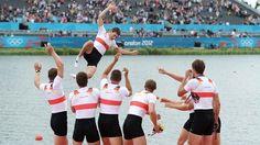 Germany - Rowing - London 2012 - Mens 8