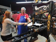 classing printing press