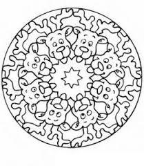 coloring page Mandala on Kids-n-Fun. Coloring pages of Mandala on Kids-n-Fun. More than coloring pages. At Kids-n-Fun you will always find the nicest coloring pages first! Mandalas Painting, Mandalas Drawing, Mandala Coloring Pages, Coloring Pages To Print, Free Printable Coloring Pages, Coloring Book Pages, Mandalas For Kids, Celtic Mandala, Christmas Mandala