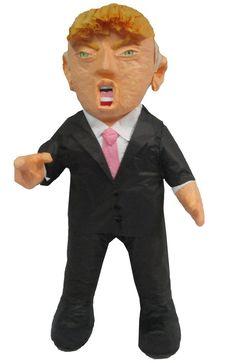 "Large Donald Trump Pinata - 32"""