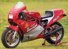 Ducati Montjuich 1986 750F1 - 1 of 200 limited edition. nydesmo.com