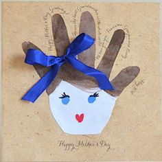 Homemade Gifts for Mother's Day: 28 Kids' Crafts for Mother's Day from @AllFreeKidsCrafts