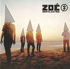 Portada: REPTILECTRIC - Zoé  My favorite album<3<3<3 Favorite band,Zoé | Reptilectric<3<3 <3