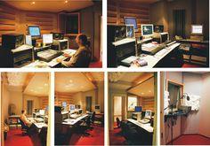 Control room, Sky Television