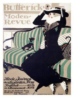 Buttericks mag. 1912