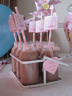 The Mulberry Bush: Peppa Pig Treat Table
