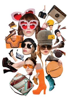 Welcome to Elle Canada, the fashion magazine covering fashion, style, beauty and guidance for fashion savvy Canadians. Platforms, Miu Miu, Hue, Marc Jacobs, Teal, Shades, Trends, Retro, Boots