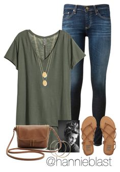 I like the shirt a lot. Color and cut. I like necklace pairing as well. Jeans are nice too