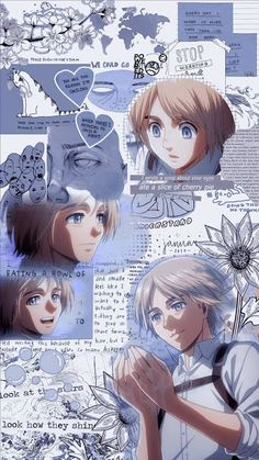 Papel de parede do Armin Arlert | wallpaper do Armin Arlert do anime shingeki no kyojin em HD