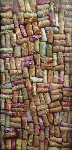 Reciclado de teabag bundles.