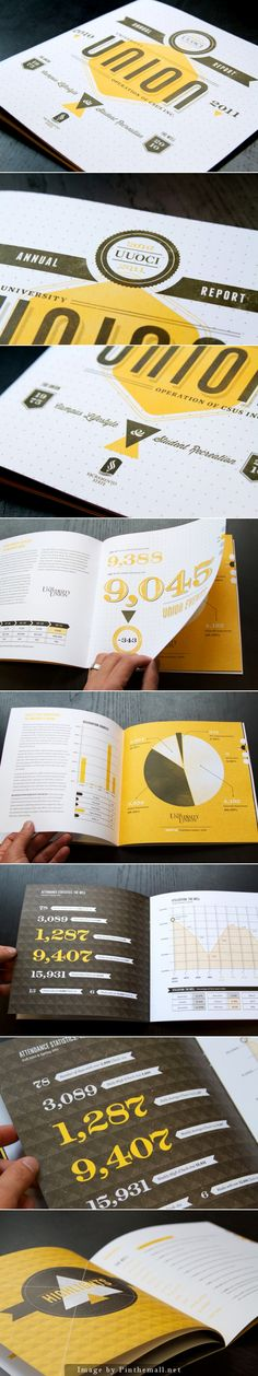 great design for an Annual Report Web Design, Graphic Design Layouts, Graphic Design Typography, Brochure Design, Graphic Design Inspiration, Book Design, Cover Design, Layout Design, Creative Design
