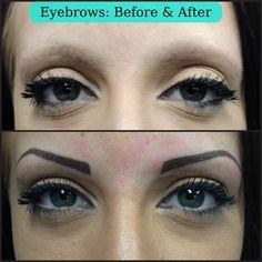 www.permanentcosmeticsbyangela.com Permanent Cosmetic Tattoo Eyebrows
