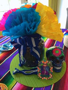 #CincodeMayo DIY decorations | Molly Sims