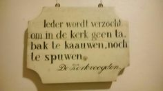 In een Friese kerk