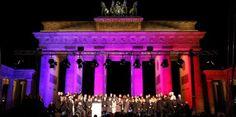 """Solidarity Demonstration in #Berlin."""