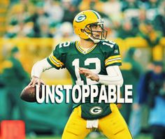 Find images and videos about football, packers and aaron rodgers on We Heart It - the app to get lost in what you love. Green Bay Packers Fans, Go Packers, Packers Football, Football Helmets, Greenbay Packers, Football Food, Aaron Rodgers, Back Off, Sport Girl