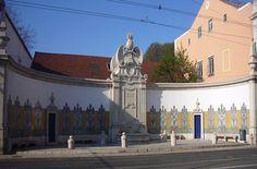 Junqueira Public Fountain - Lisbon - 19th Century | Flickr - Photo Sharing!