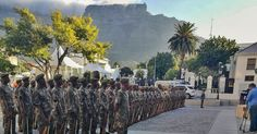 """SONA2017 – Zuma: """"The Time Has Come"""" and No Soldiers in Parliament"""