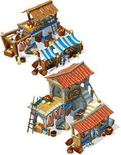 Village game #UI