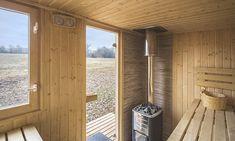 U Labe se otevřela sauna a kulturní osvěžovna NUUK