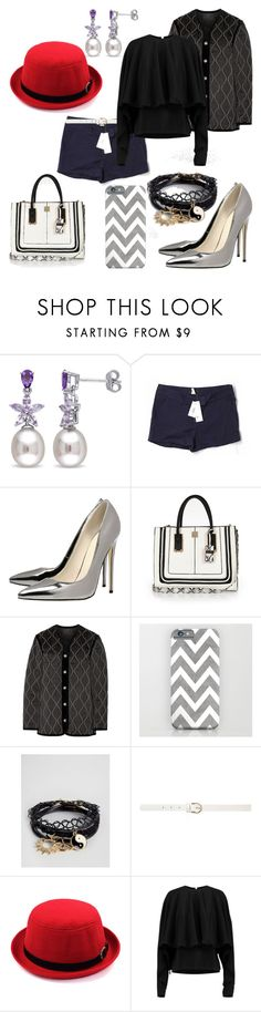 """""""Happy"""" by black-wings ❤ liked on Polyvore featuring Amour, Aqua, River Island, Alexander Wang, ASOS, Dorothy Perkins and Antonio Berardi"""
