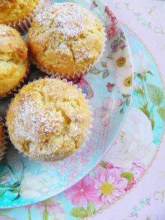 Sio-smutki: Muffinki kokosowe