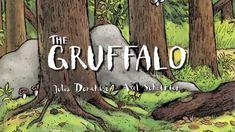 The Gruffalo - Read by Alan Mandel
