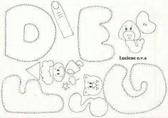Custom Alphabet Mold Custom Alphabet Mold Custom Alphabet Mold Custom Alphabet Mold Custom Alphabet Mold Custom Alphabet Mold Custom Alphabet Mold Custom Alphabet Mold rnrnSource by Felt Crafts Patterns, Applique Patterns, Sewing Patterns, Class Door Decorations, Teddy Bear Sewing Pattern, Kids Math Worksheets, Letter Stencils, Activity Sheets, Coloring Pages For Kids