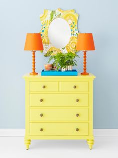 4 Ways to Style a Dresser   Home Decor Accessories & Furniture Ideas for Every Room   HGTV