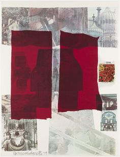 Robert Rauschenberg. Why You Can't Tell #II. 1979